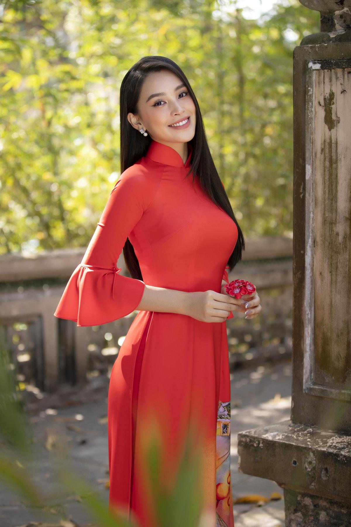 Tuy nhiệm kỳ đã kết thúc nhưng Tiểu Vy vẫn là một trong những nàng Hậu được khán giả yêu mến nhất hiện nay.