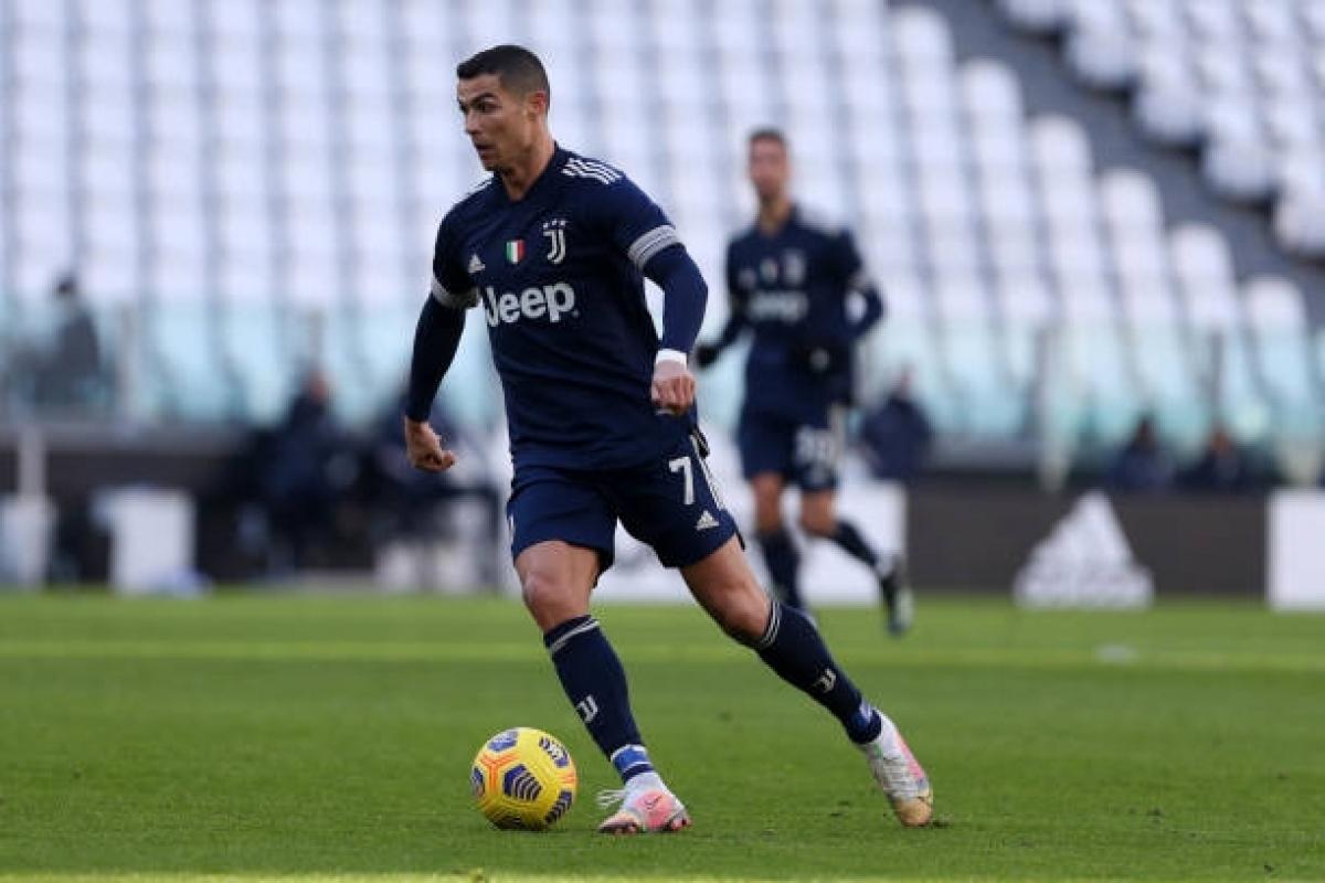 Ronaldo đóng vai trò kiến tạo giúp Juventus giành chiến thắng trước Bologna. (Ảnh: AFP).