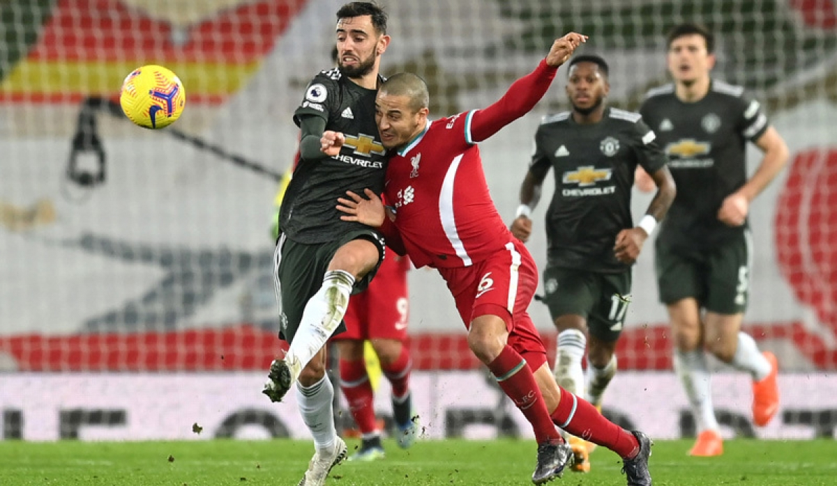 Liverpool sẽ tiếp tục chuỗi trận bết bát gần đây khi đối đầu MU đang thăng hoa? (Ảnh: Getty).