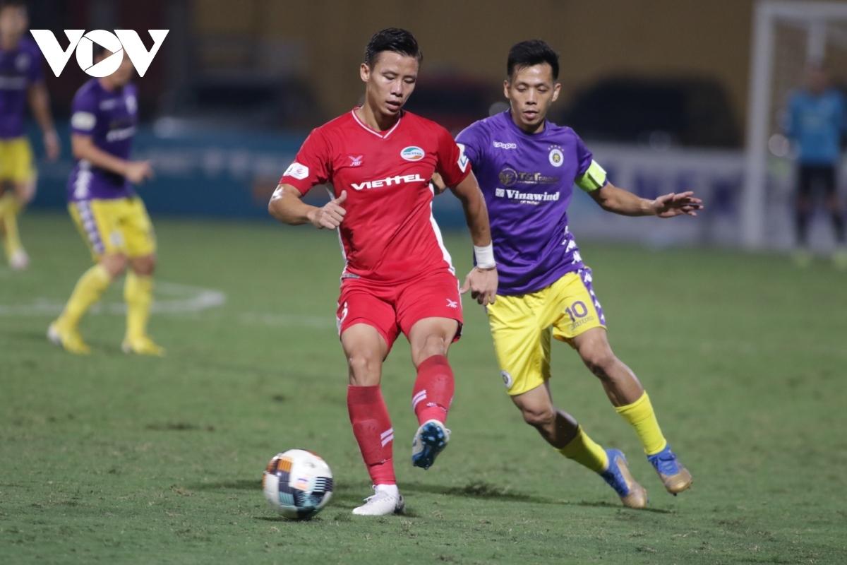 Cả Hà Nội FC lẫn Viettel sẽ đối mặt lịch thi đấu dày đặc ở đấu trường châu Á.