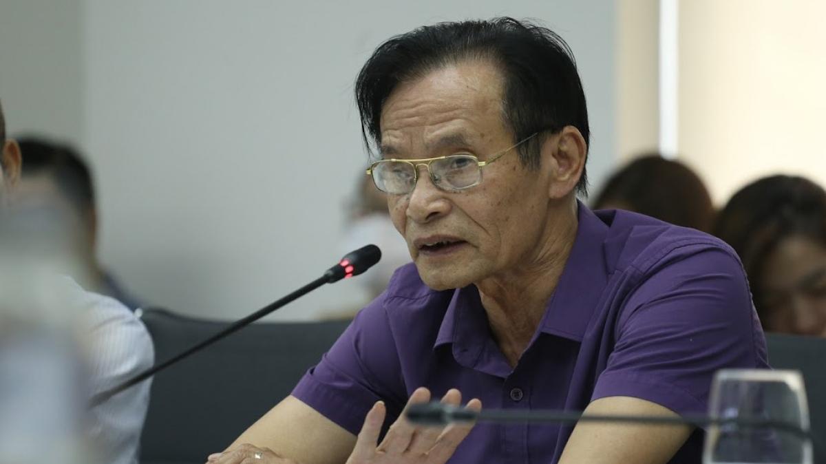 TS. Lê Xuân Nghĩa, thành viên Hội đồng tư vấn chính sách tài chính – tiền tệ Quốc gia.