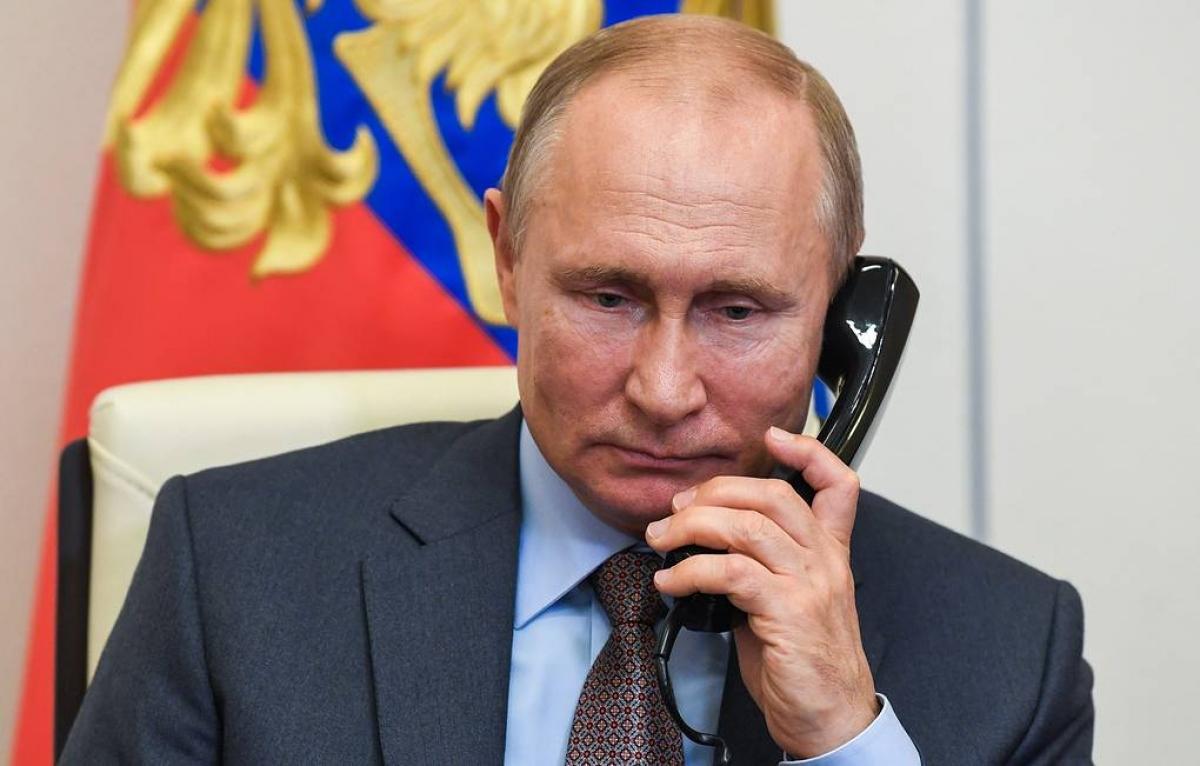 Tổng thống Nga V.Putin (Ảnh: Tass)