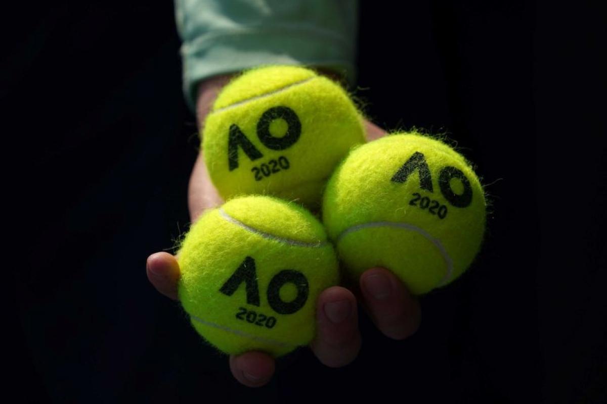 Ban tổ chức giải Australia Open vẫn giữ nguyên kế hoạch khai mạc vào ngày 8/2 tới. Nguồn AAP.