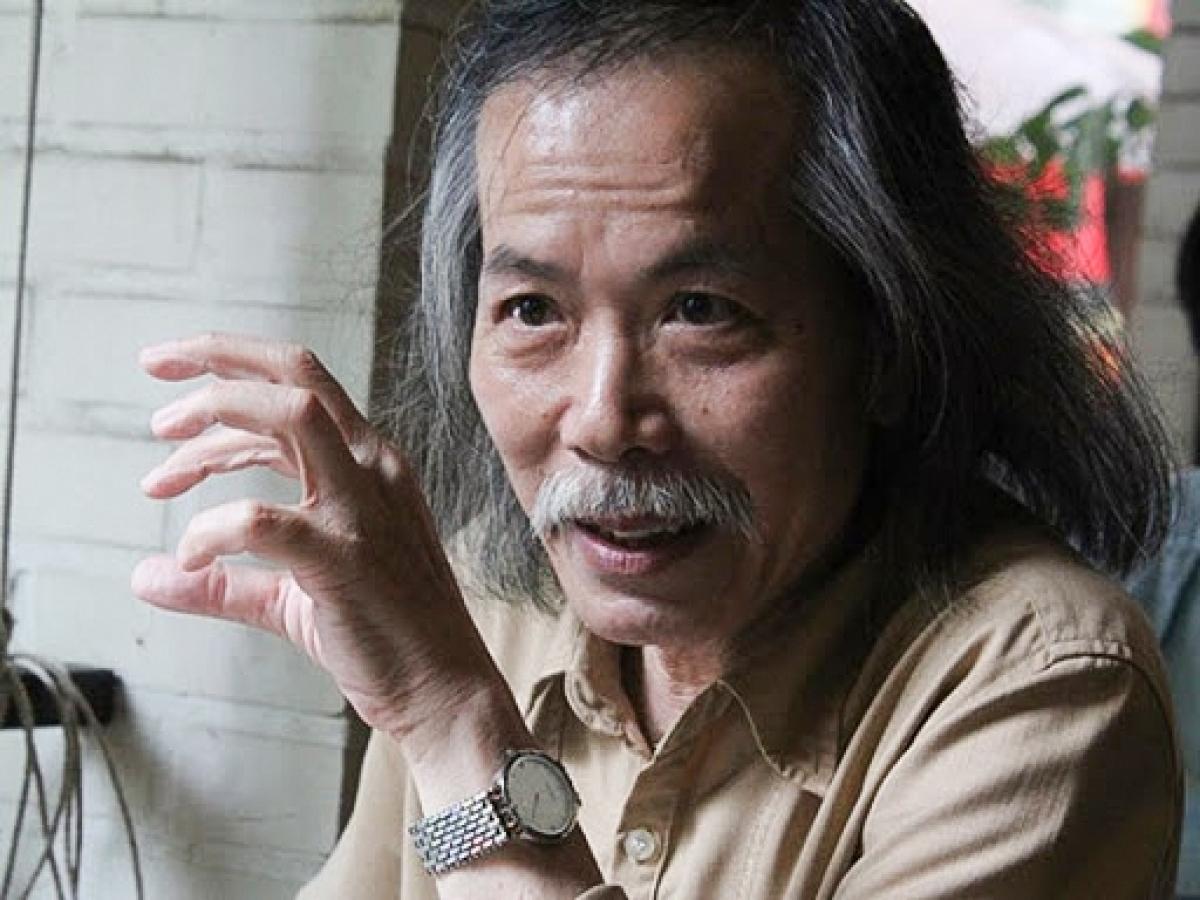 Hoạ sĩLương Xuân Đoàn, Chủ tịch Hội Mỹ thuật Việt Nam.