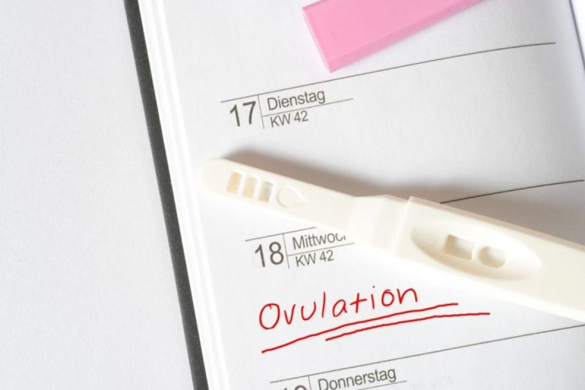 Rụng trứng: Tương tự như khi mang thai, khi rụng trứng, cơ thể người phụ nữ cũng trải qua những thay đổi về hormone, khiến nước tiểu nặng mùi amoniac hơn.