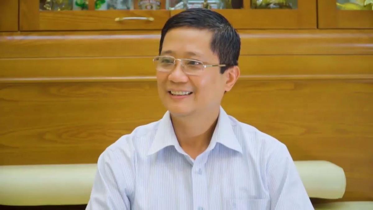 PGS.TS Nguyễn Vĩnh Ngọc- Phó Chủ tịch Hội Thấp khớp học Hà Nội.
