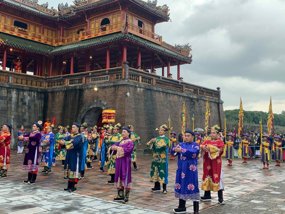 Thua Thien Hue is expected to host aseries of festival to stimulate tourism demand