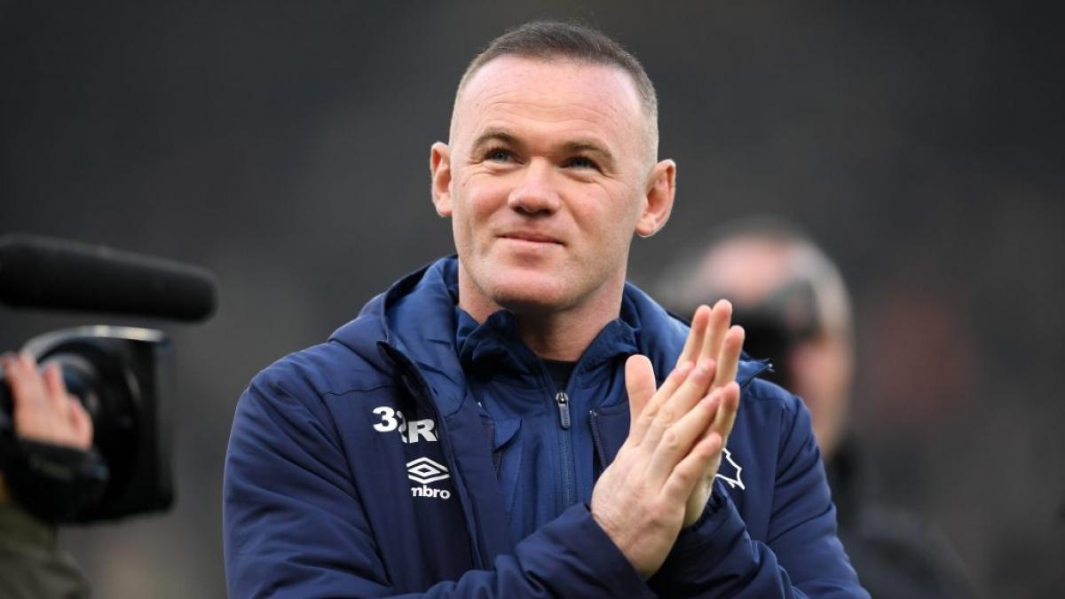 Wayne Rooney chính thức giải nghệ để làm HLV. (Ảnh: Getty)