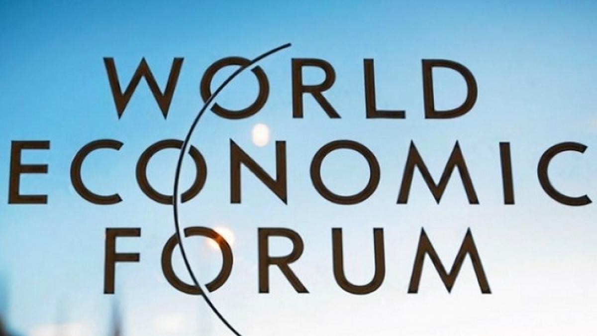 Diễn đàn kinh tế thế giới (WEF) 2021 được tổ chức dưới hình thức trực tuyến (Ảnh: KT)