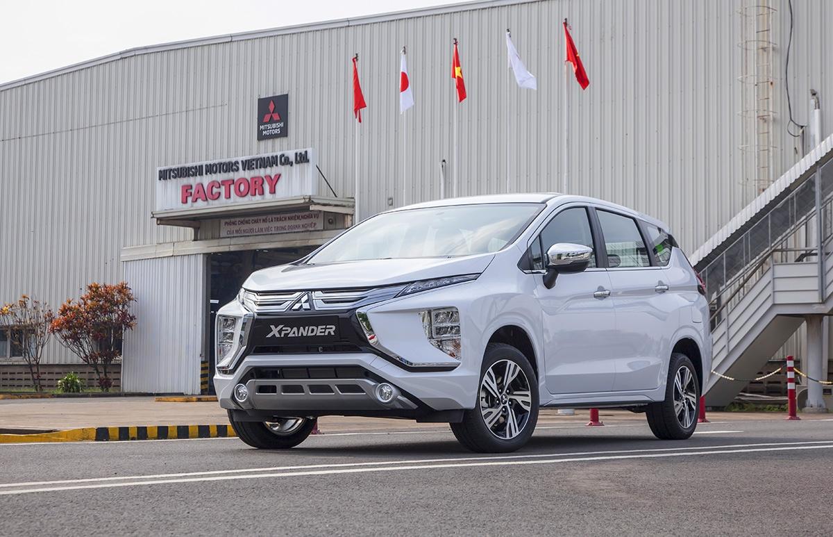 Các xe Mitsubishi Xpander phải triệu hồi lần này được sản xuất tronggiai đoạn 21/8/2019 – 20/9/2019.(Ảnh minh họa).