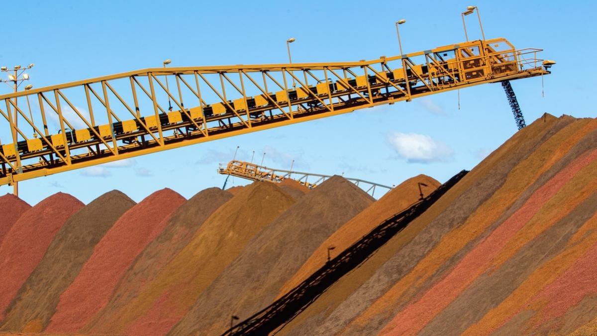 Xuất khẩu quặng sắt của Australia sang Trung Quốc tăng lên 40 triệu tấn trong tháng 12/2020. (Ảnh: The West Australian)