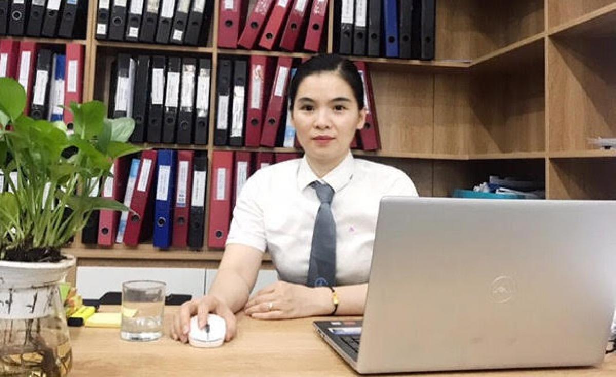 Luật sư Nguyễn Thị Phương Anh, đoàn Luật sư TP Hà Nội.