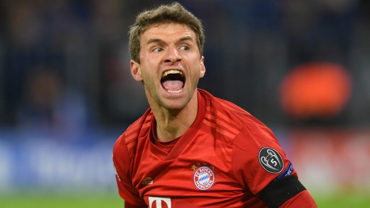 10. Thomas Müller (Bayern München) - 47 bàn thắng.
