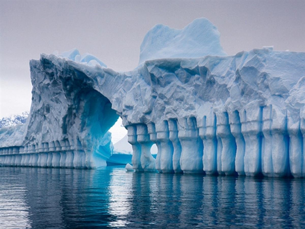 Nam Cực có tên miền riêng trên Internet là