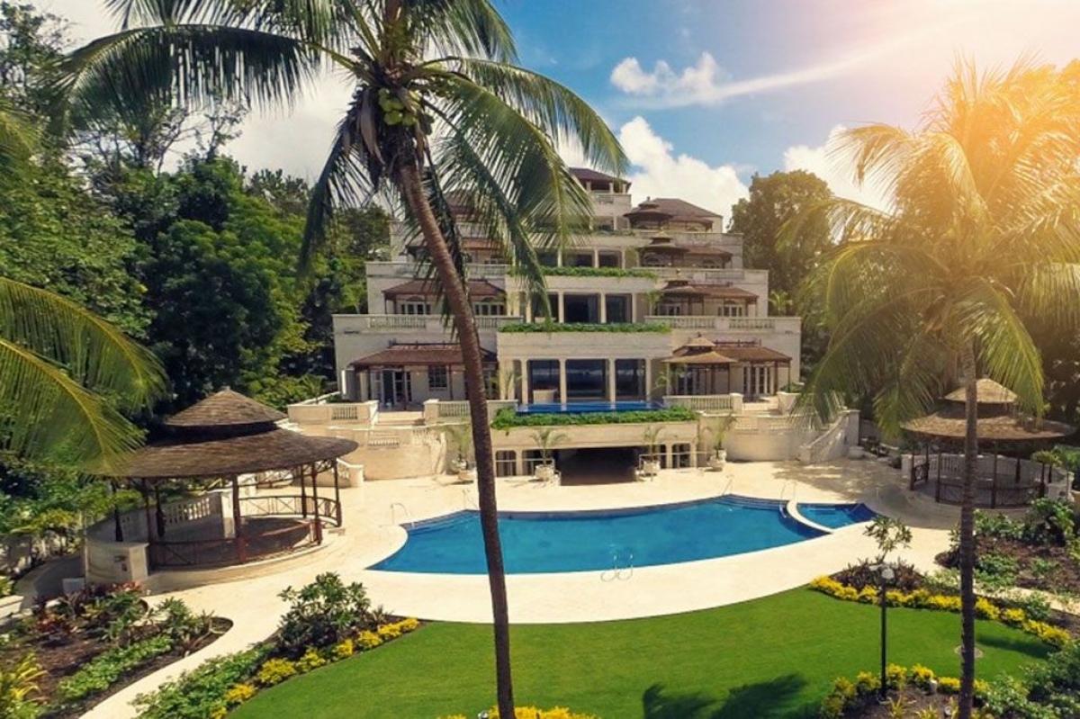 Đây là một trong những căn biệt thự đắt đỏ nhất ở Barbados, được định giá tới 125 triệu USD./.