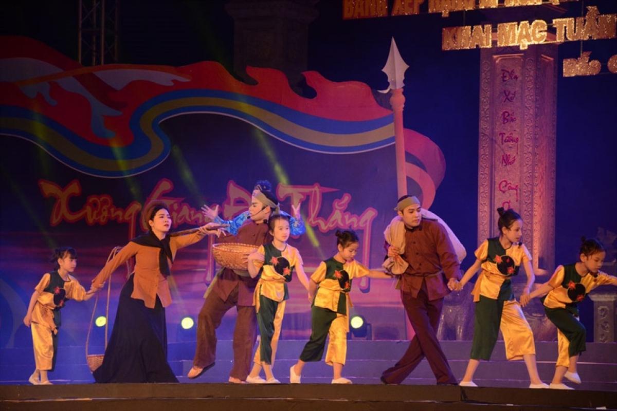Sở VHTTDL Bắc Giang yêu cầu dừng tất cả các hoạt động lễ hội, văn hóa, thể thao, giải trí tại các địa điểm công cộng. Ảnh: Sở VHTTDL Bắc Giang