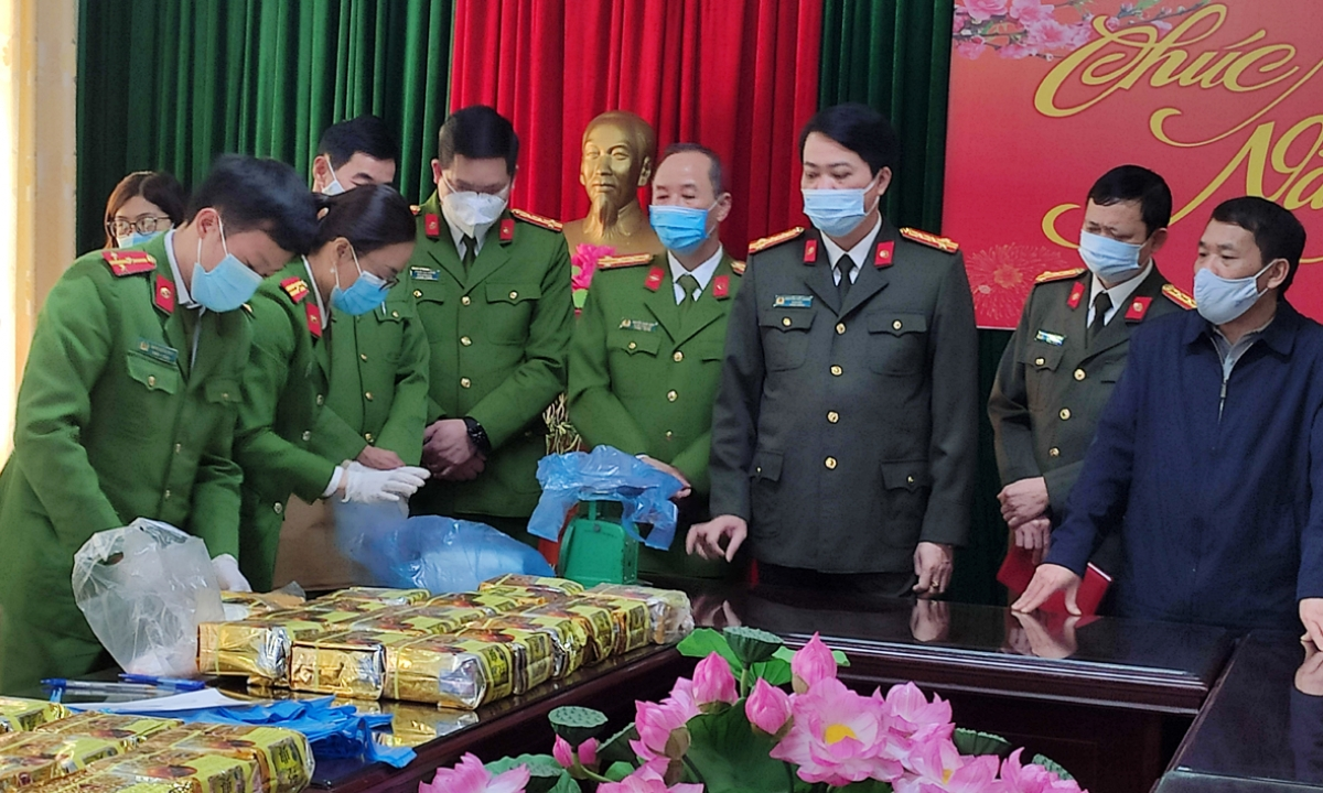 Chuyên án 211D được Công an tỉnh Lai Châu xác lập ngày 23/1/2021 để đấu tranh triệt phá đường dây vận chuyển ma túy từ Điện Biên qua Lai Châu sang Lào Cai, đưa đi Trung Quốc và các tỉnh, thành miền xuôi tiêu thụ.