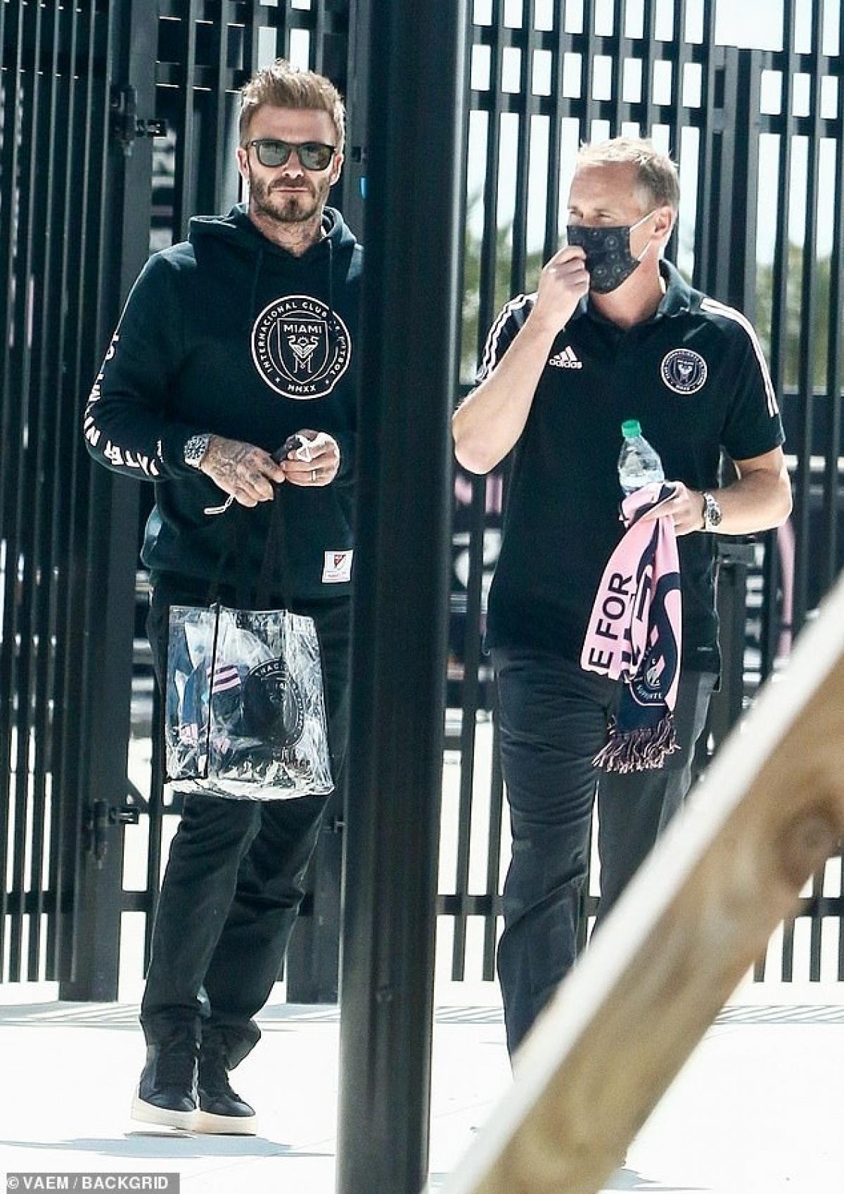 Cầu thủ huyền thoại của bóng đá thế giới David Beckham có 3 người con trai gồm anh cả Brooklyn, anh thứ Romeo và em út Cruz.
