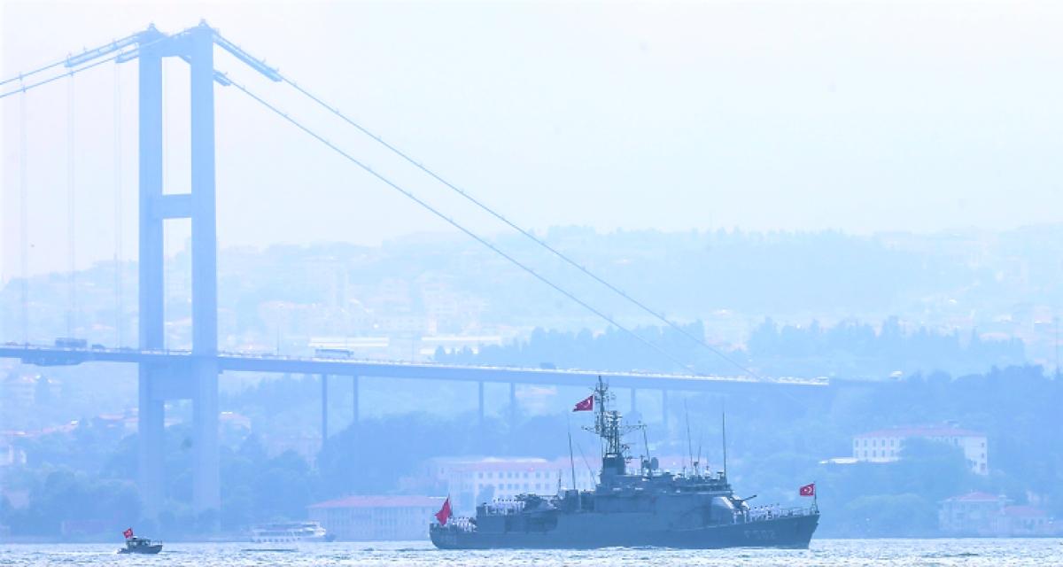 Ankara đang thực hiện chiến lược mới ở Biển Đen nhằm cô lập Nga; Nguồn: mei.edu