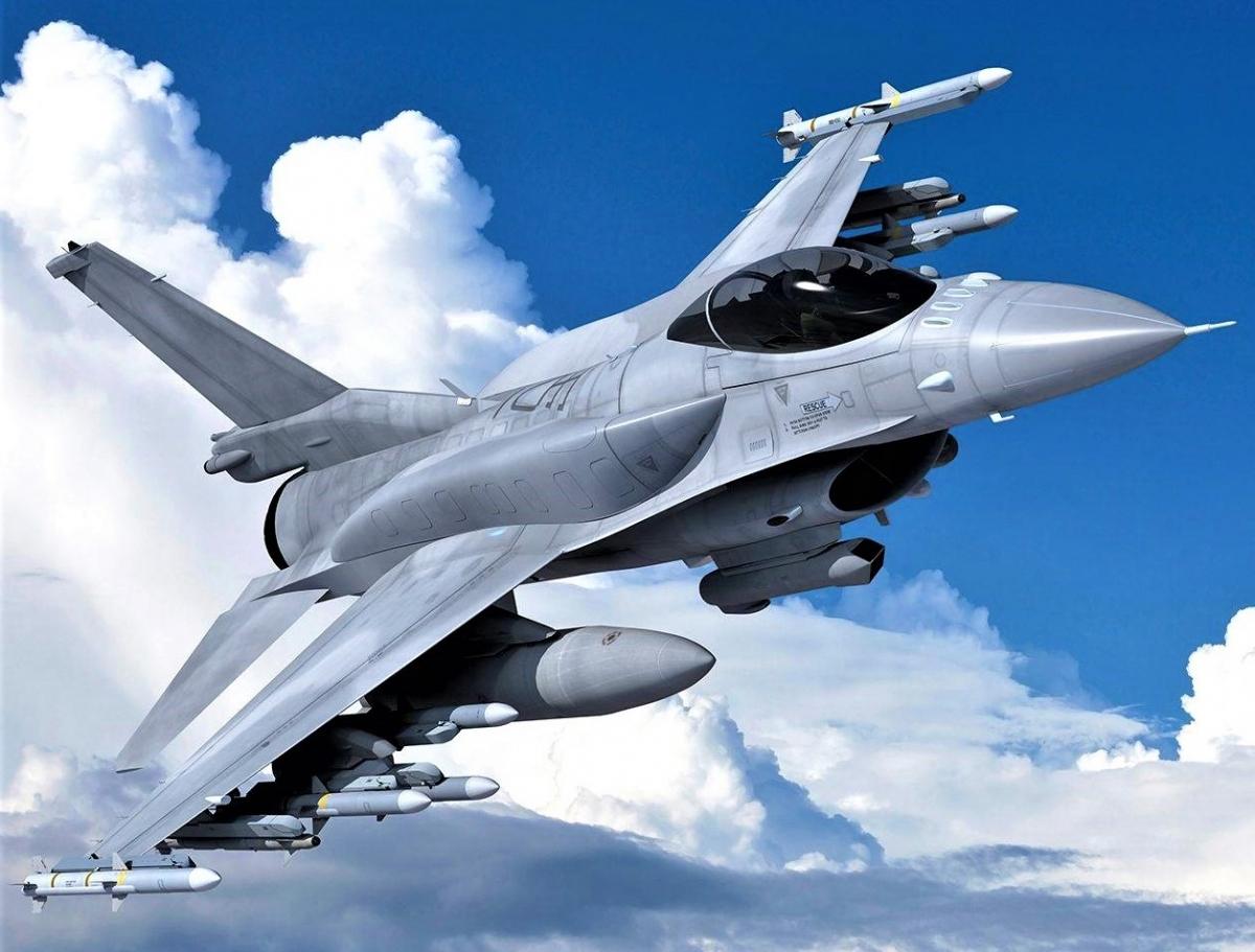 Không quân Mỹ đang cân nhắc thay thế F-16 bằng máy bay thế hệ 4,5 mới. Nguồn: nationalinterest.org