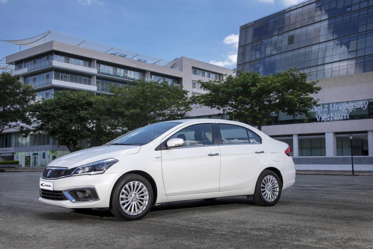 Trong 5 năm từ 2015 - 2020, mẫu sedan Ciaz mới đã chinh phục 437.000 khách hàng trên toàn cầu
