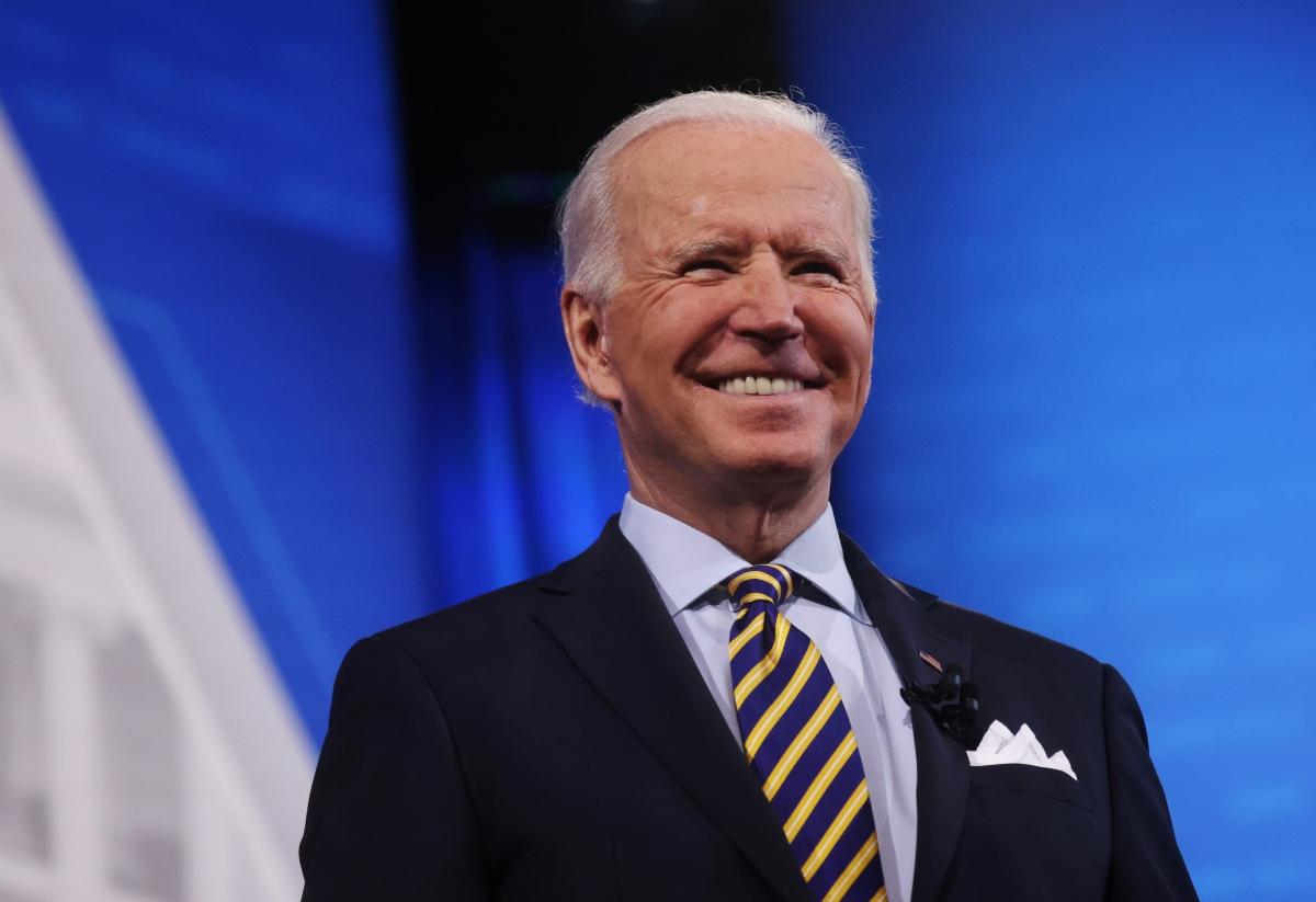 Tổng thống Mỹ Joe Biden. Nguồn: Reuters
