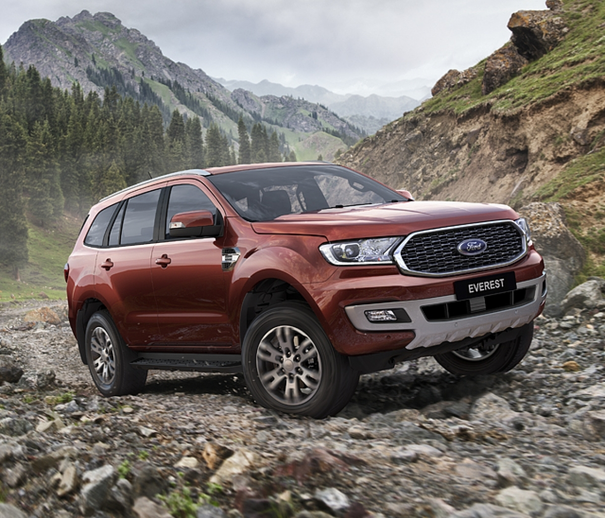 Ford Everest thuộcdiện triệu hồi lần này được nhập khẩu từ Thái Lan vàsản xuất từ ngày 5/9/2019 - 28/2/2020.