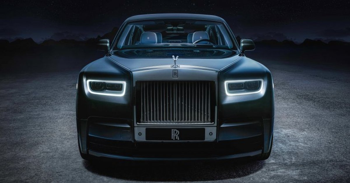 Rolls-Royce Phantom Tempus Collection.