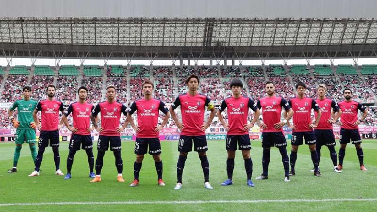 Cerezo Osaka có chiến thắng dễ dàng ngày ra quân J-League 2021. (Ảnh: J-League).