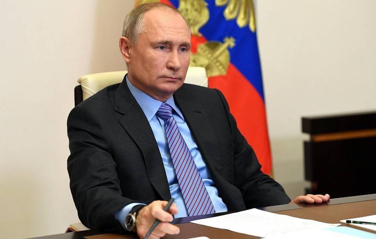 Tổng thống Nga VladimirPutin (Ảnh: Tass)