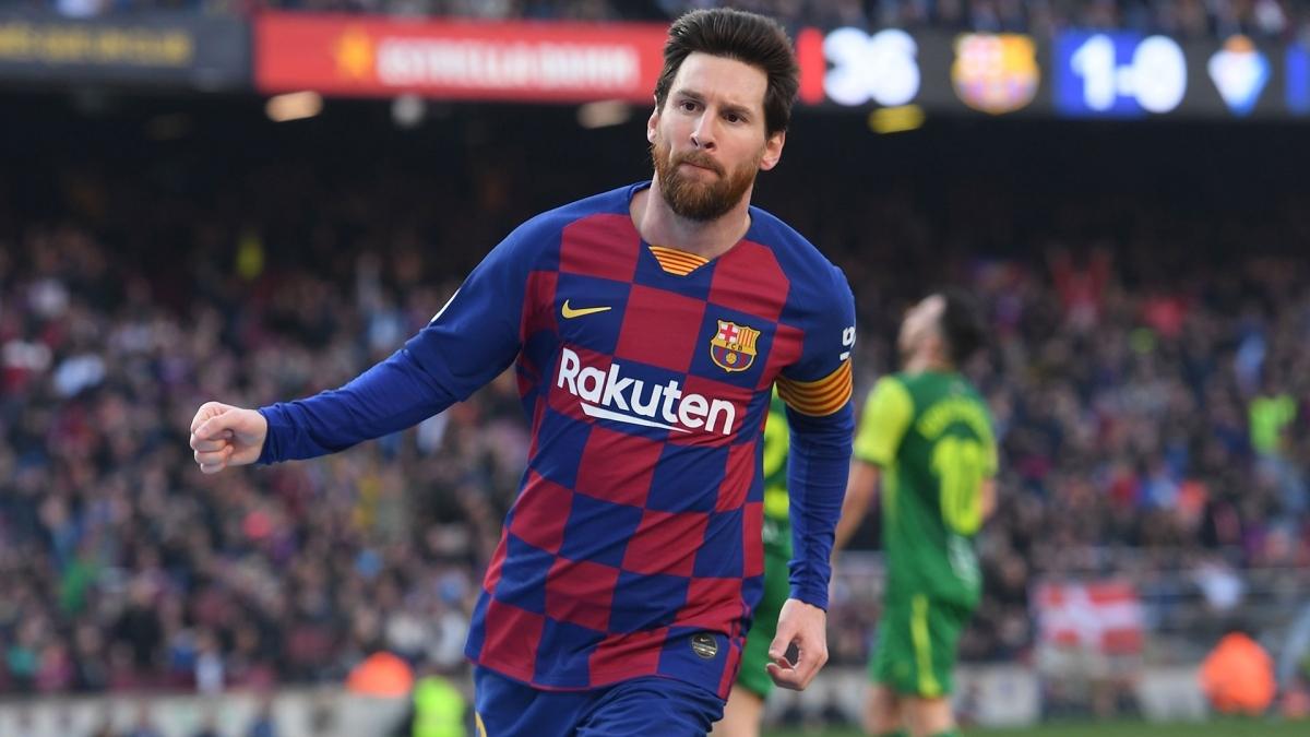 2. Lionel Messi (Barcelona) - 119 bàn thắng.