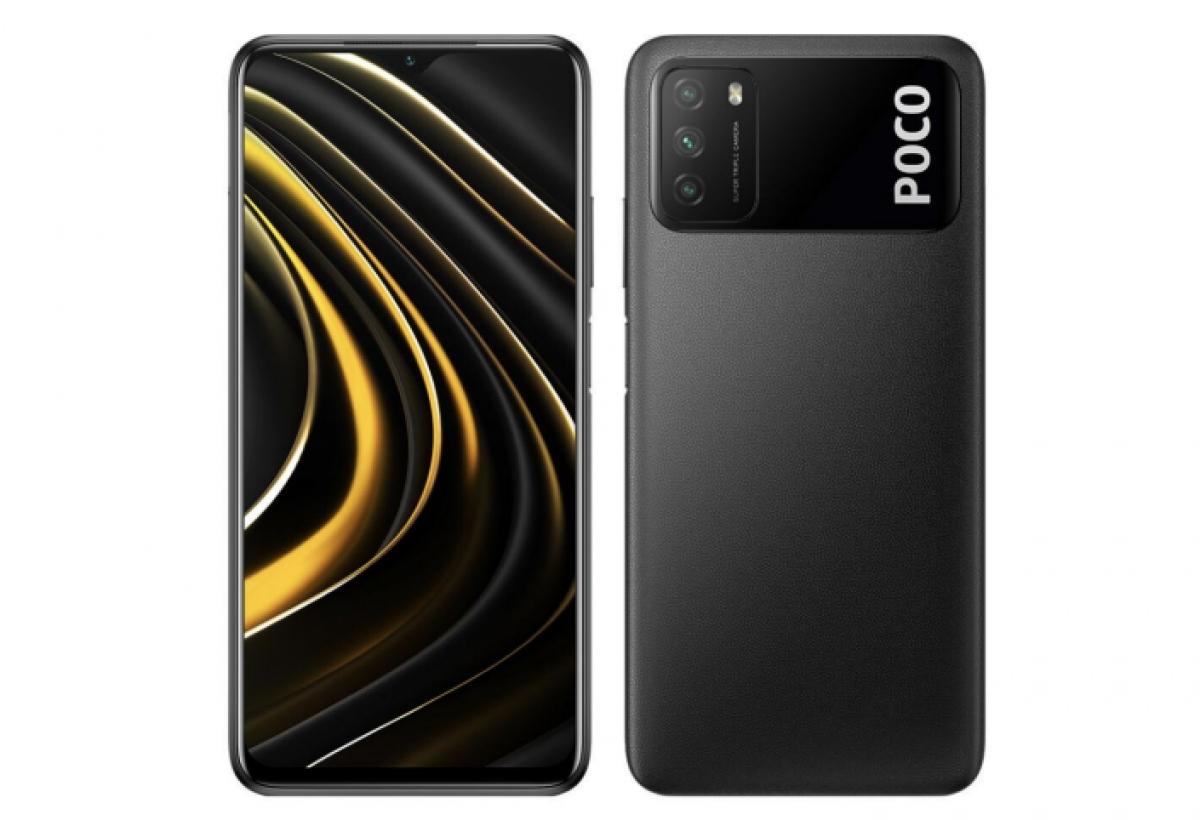 Xiaomi Poco M3 có màn hình 6,53 inch, cùng ảnh chụp và âm thanh chất lượng, lý tưởng để nghe nhạc và xem phim với tuổi thọ pin ít nhất trong 2 ngày. Đây là smartphone bình dân phù hợp với nhiều người dùng.