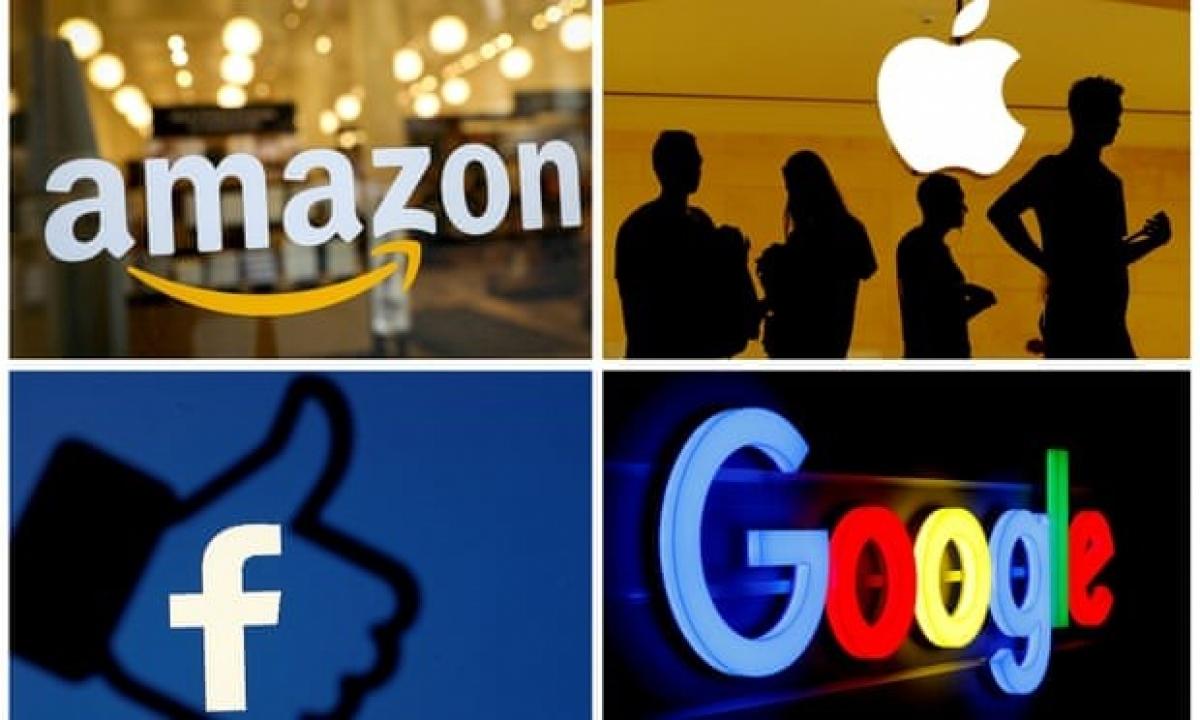Anh cảnh báo sẽ tiến hành điều tra bất khả tín nhằm vào Google, Amazon. (Nguồn: Reuters)