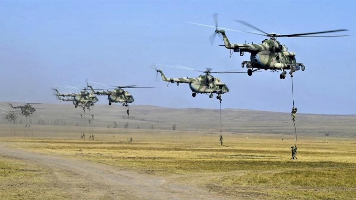Các tiểu đoàn không vận mới có thể được điều đến các điểm nóng trên thế giới để giải quyết các nhiệm chiến đấu, hoặc tiến hành các hoạt động nhân đạo…; Nguồn: infosmi.net