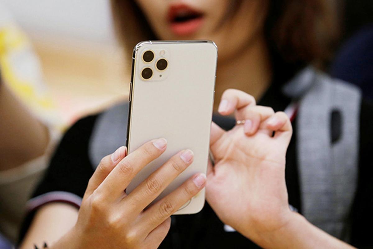 Pin trên iPhone sẽ suy giảm theo thời gian.