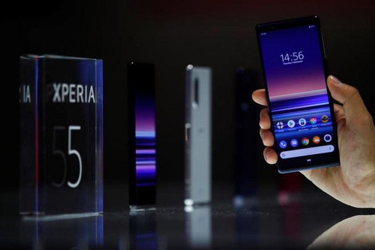 Sony bán được nhiều smartphone cao cấp hơn trong quý 4/2020 - Ảnh: Reuters