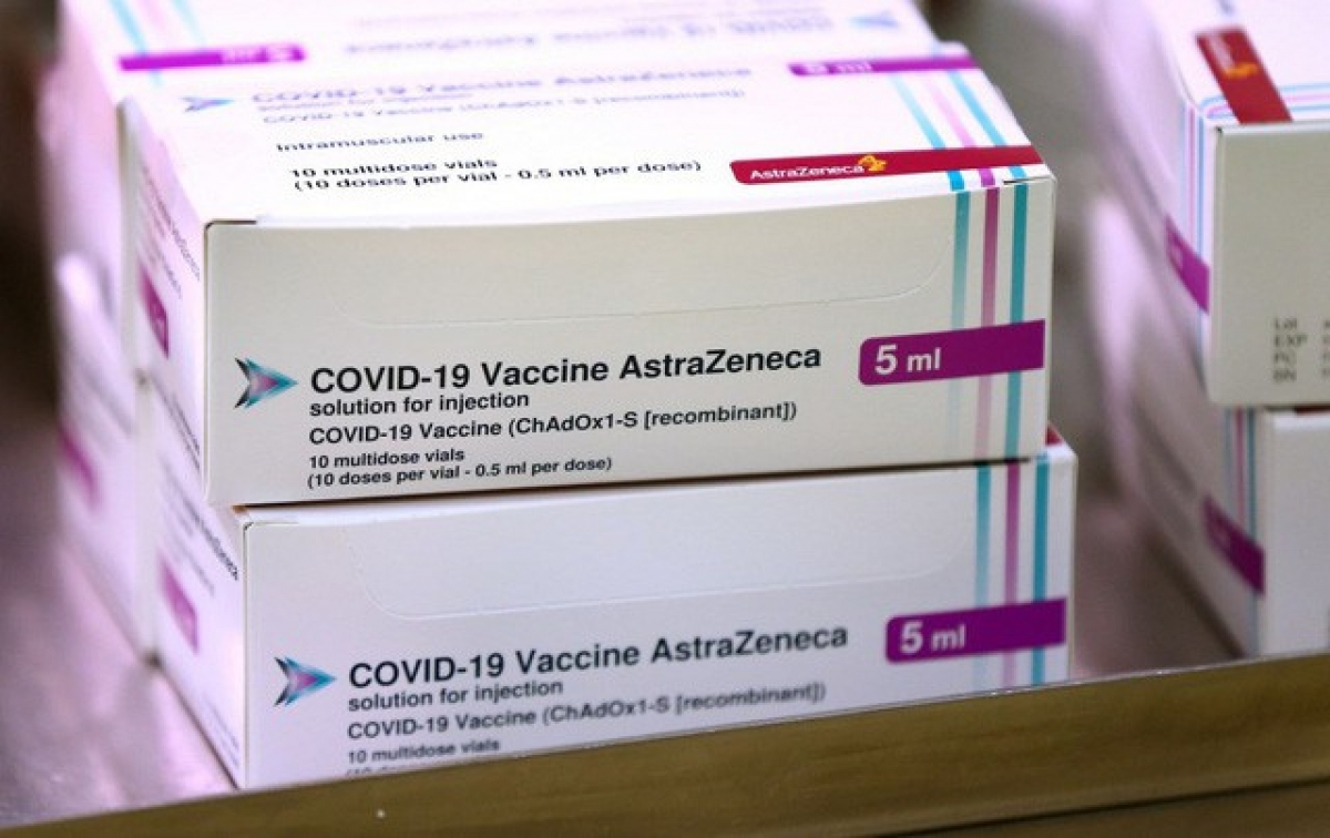 The first 204,000 doses of AstraZeneca vaccine will be arriving in Vietnam in the coming days