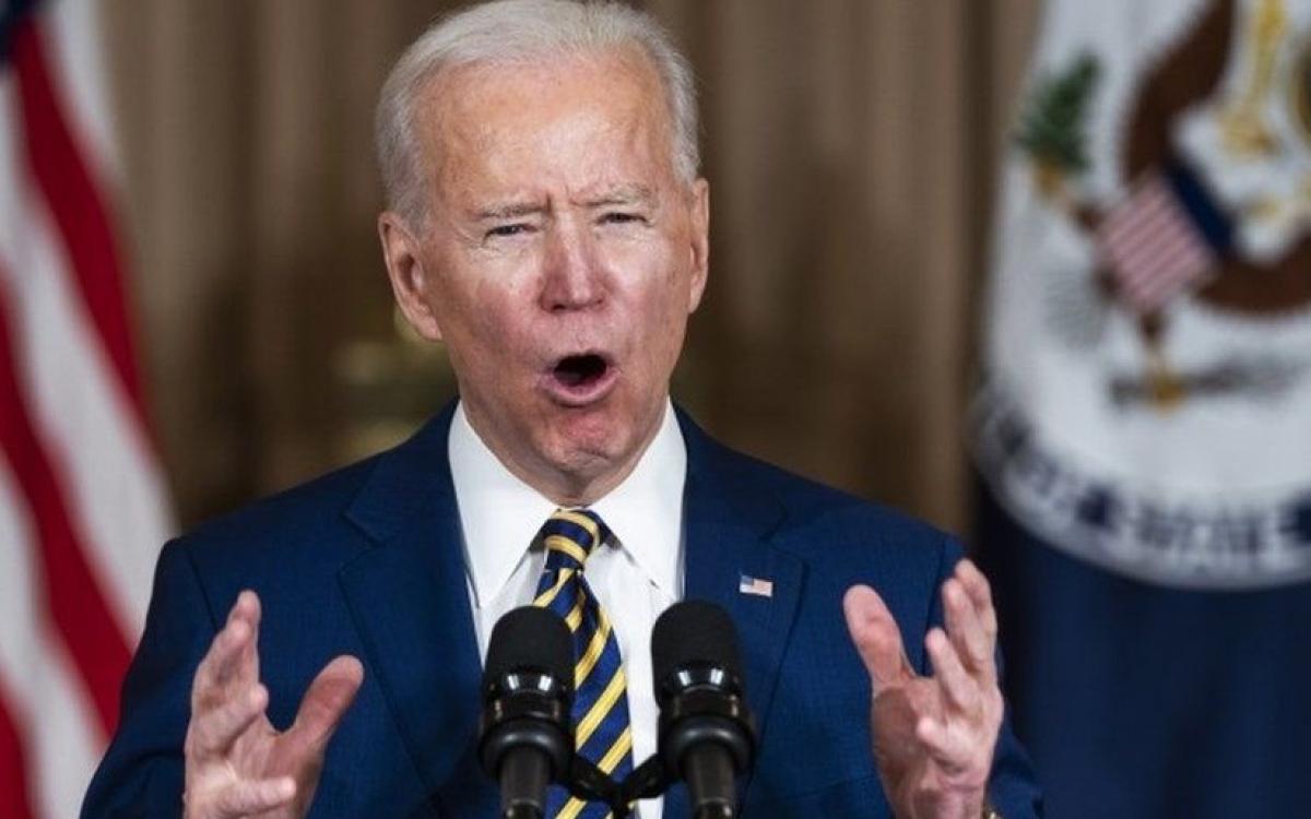 Tổng thống Biden. Ảnh: BBC.