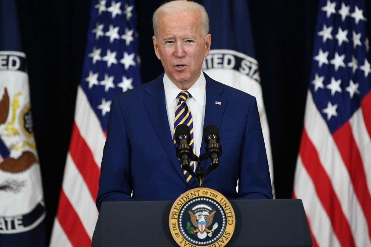 Tổng thống Joe Biden. Ảnh: AFP