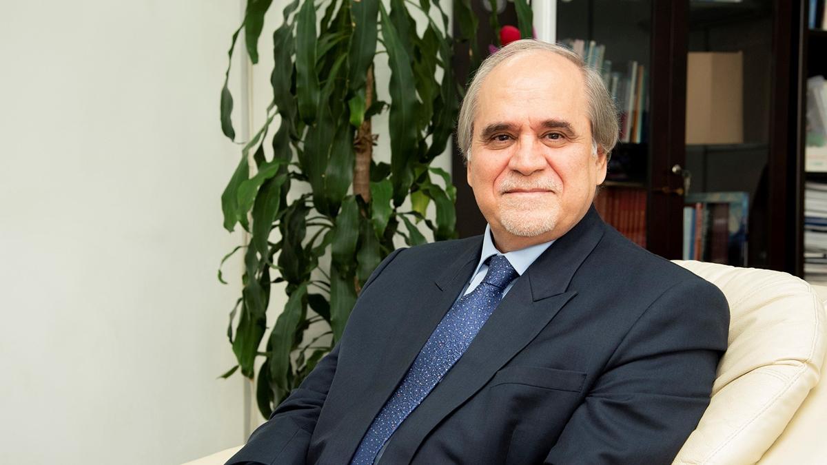 TS Javad Mottaghi, Tổng Thư ký ABU