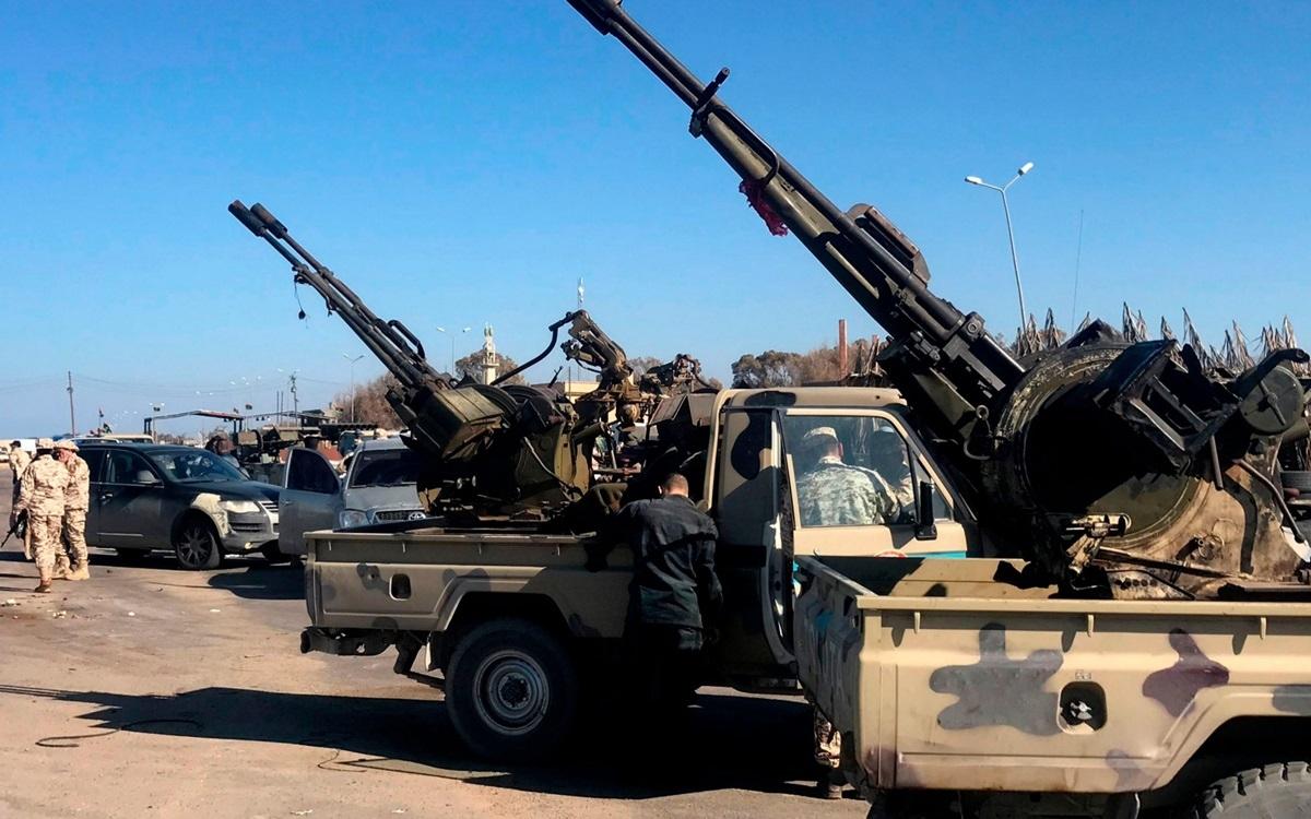 Hòa bình sẽ bền vững ở Libya sau những diễn biến vừa rồi? Ảnh: Telegraph.