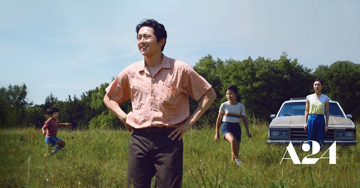 """Vai diễn """"Jacob"""" giúpSteven Yeun nhận """"mưa""""lời khen."""