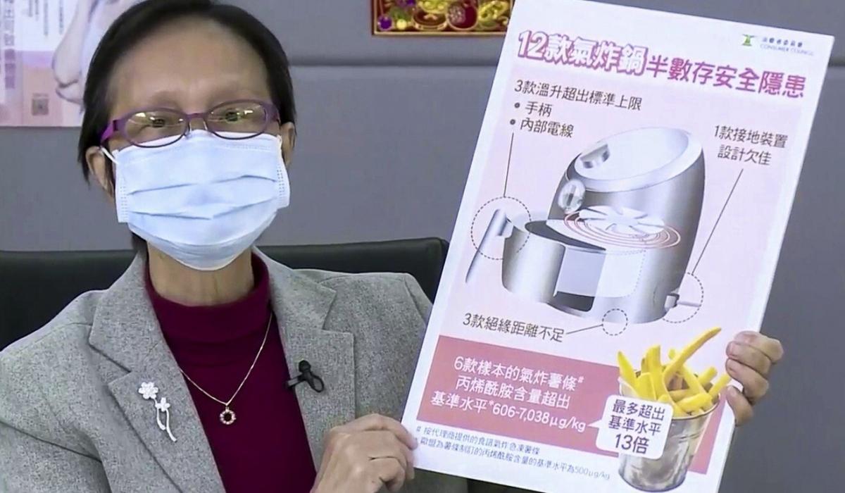 Chủ tịch Ủy ban nghiên cứu và thử nghiệm của Hiệp hội Người tiêu dùng Hong Kong - bà Nora Tam Fung-yee. Ảnh: Facebook