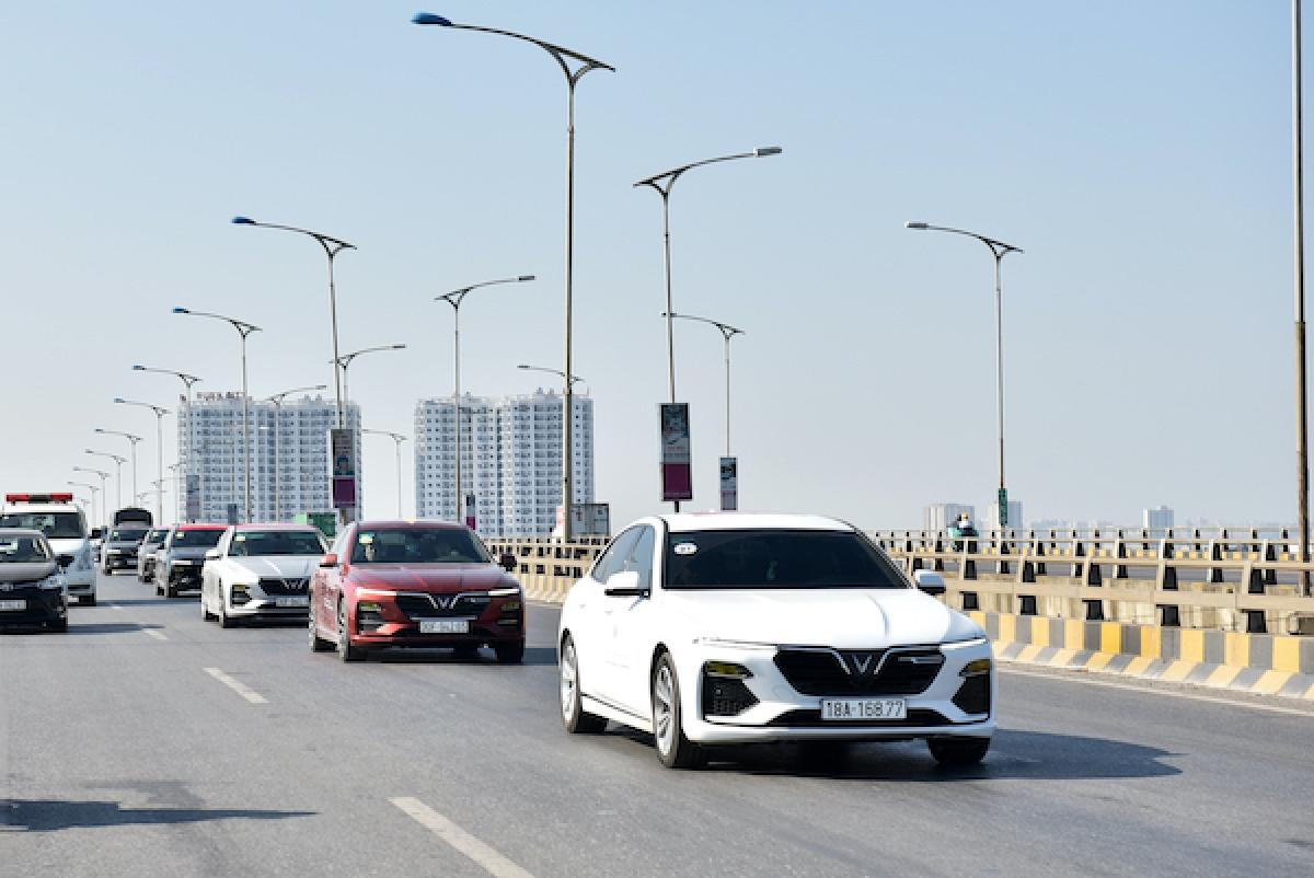 Các mẫu xe VinFast liên tục vẫn giữ vị trí số 1 phân khúc trong năm 2020.