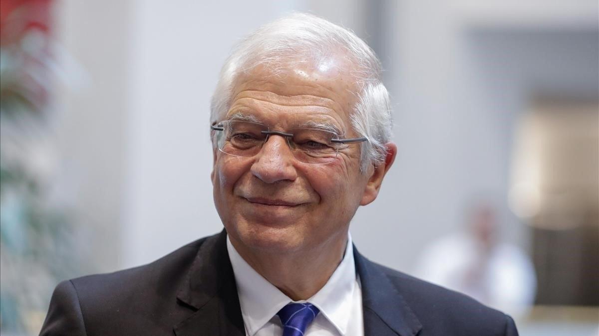 Đại diện cấp cao của EU về Chính sách Đối ngoại và An ninh Josep Borrell. Ảnh: 112.international.