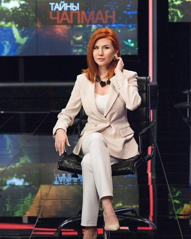 """Nhân vật chính của vụ """"bê bối gián điệp"""" Anna Chapman; Nguồn: topwar.ru"""