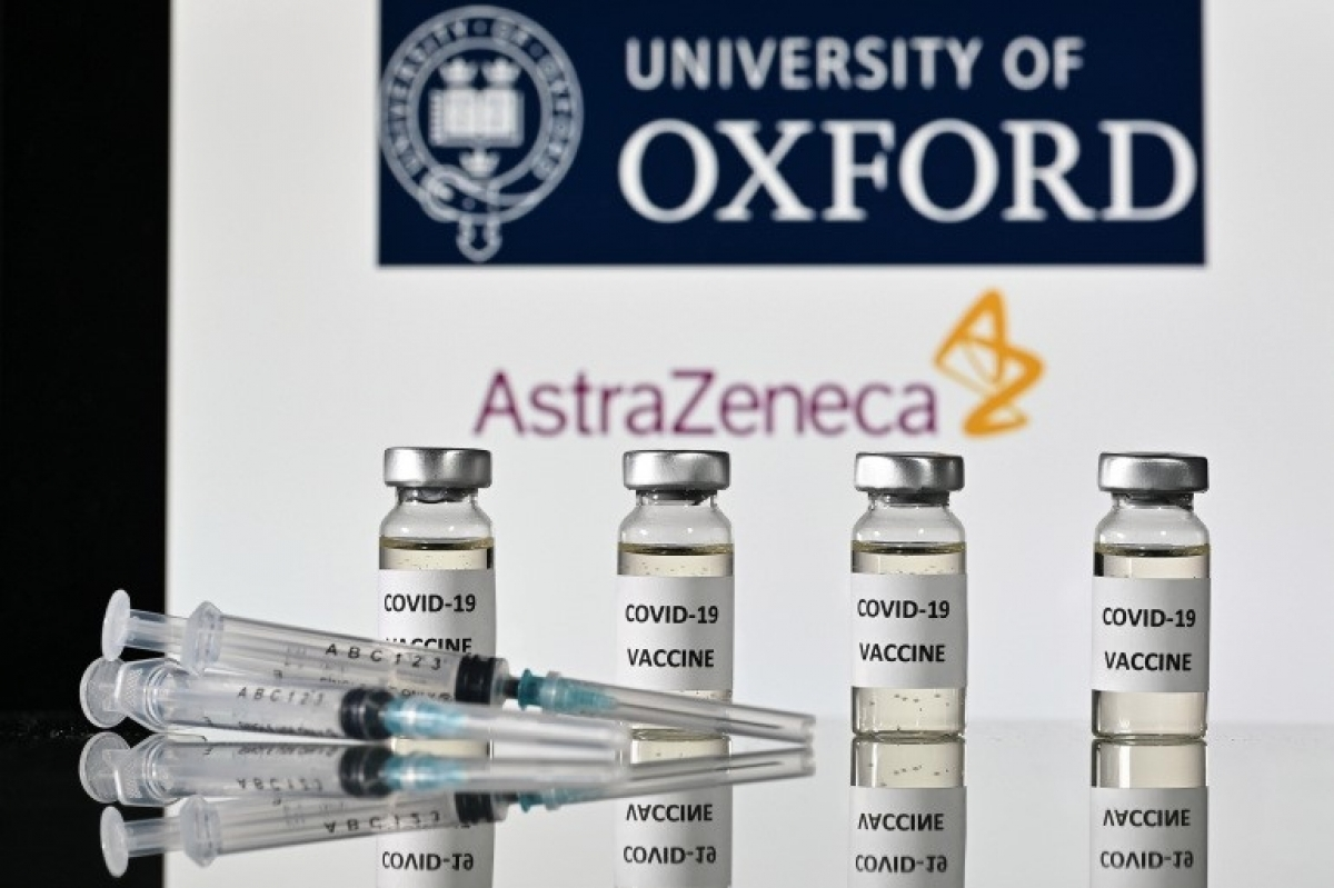 AstraZeneca vaccine has been approved by the World Health Organisation. (Photo: AFP)