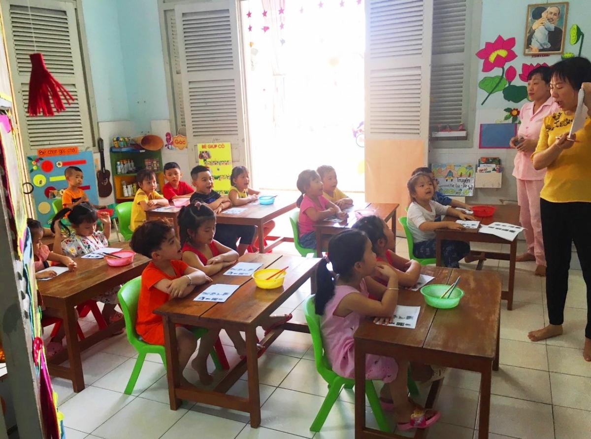 Trẻ mầm non trên địa bàn thành phố Cần Thơ được nghỉ học từ ngày 2/2 đến hết ngày 20/2.