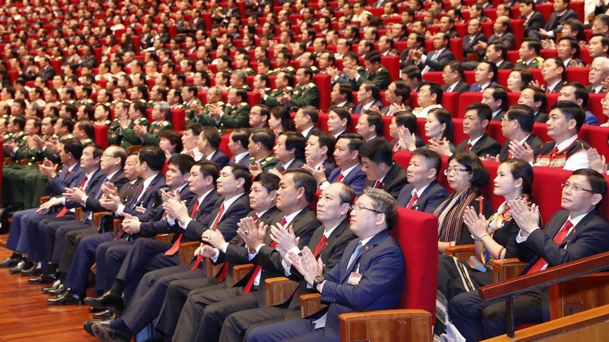 Đại hội XIII của Đảng thành công, tốt đẹp.