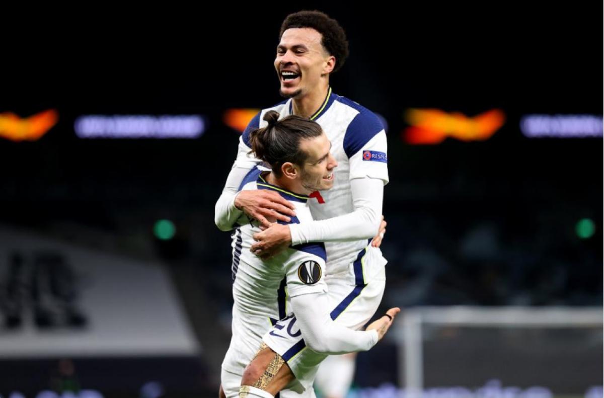 Về cuối trận, đội bóng nước Anh còn ghi thêm 1 bàn nữa do công của Vinicius để kết thúc trận đấu với chiến thắng 4-0. Đánh bạiWolfsberger sau 2 lượt với tổng tỷ số 8-1, Tottenham là CLB đầu tiên ghi tên vào vòng 1/8 Europa League năm nay./.